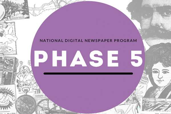 NDNP Phase 5 news